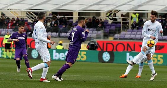 Cristiano Biraghi Fiorentina Chievo Serie A