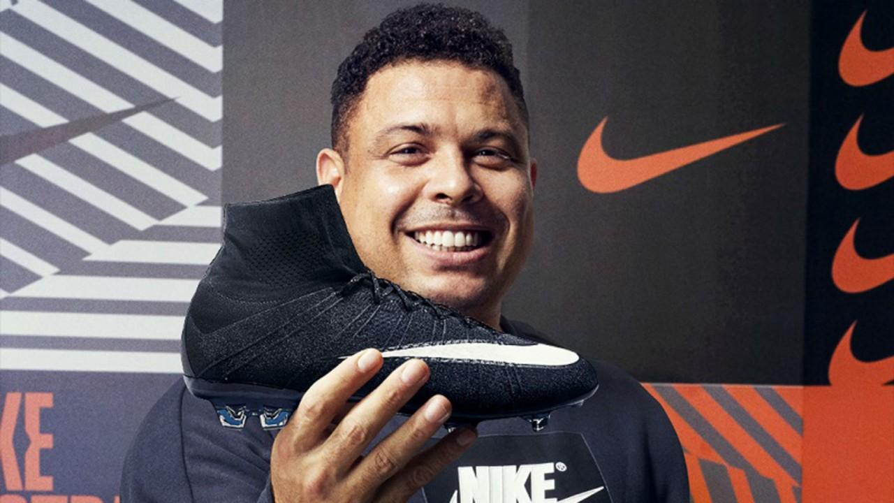 Chuteira Mercurial Ronaldo 08 03 2018