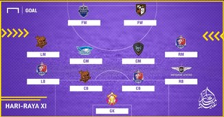 HARI RAYA XI : ออลสตาร์แข้งมุสลิมไทยลีก 2018