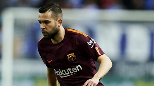 Jordi Alba Barcelona
