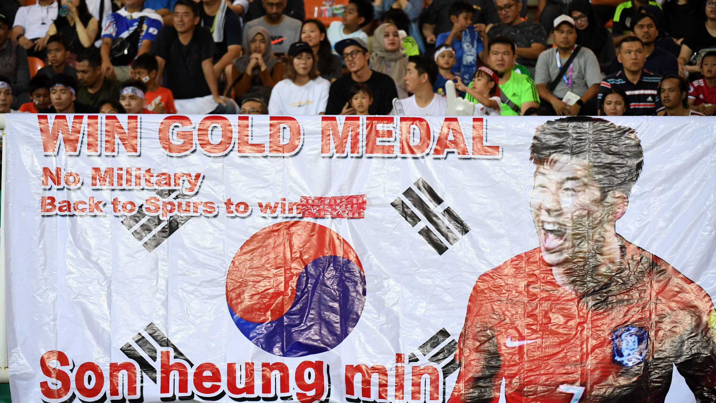 Son Heung Min Korea Selatan