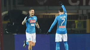 Marek Hamsik SCC Neapel Serie A 16122017