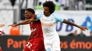 Luiz Gustavo Lebo Mothiba Marseille Strasbourg Ligue 1 26092018