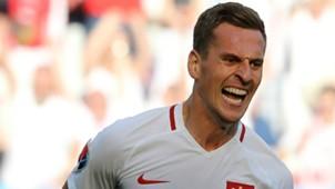 Arkadiusz Milik Poland Euro 2016