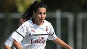 Thaisa Moreno Milan Women Serie A