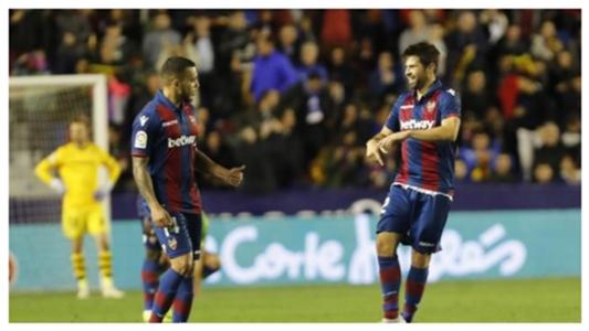 Xem trực tiếp La Liga: Levante vs Vallecano, trực tiếp bóng đá, link trực tiếp La Liga, livestream La Liga | Goal.com