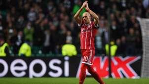 Arjen Robben, Bayern München, Champions League 10312017