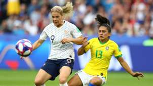 Eugenie Le Sommer France Brazil World Cup Women 23062019