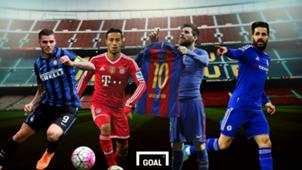 Barcelona Homegrow players