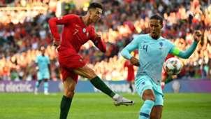 Cristiano Ronaldo Van Dijk Portekiz Hollanda