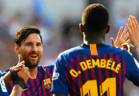 Messi's trump card: Why Dembele is key to Barca winning CL