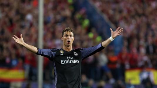 Cristiano Ronaldo Atletico Real Madrid UCL 10052017