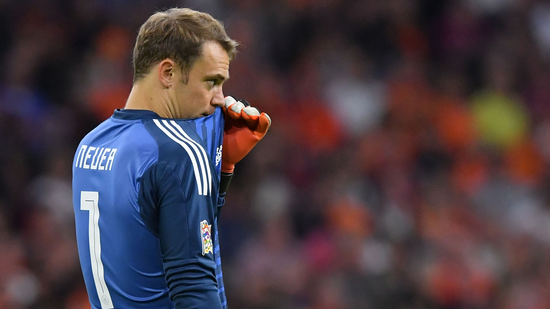 Manuel Neuer Germany Netherlands
