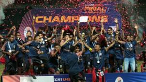 Persipura Jayapura Juara Liga 1 U-19 2017