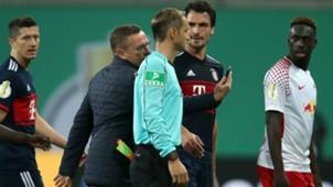 Mats Hummels FC Bayern 26102017