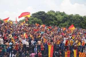 East Bengal fans