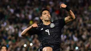 Raul Jimenez Mexico Chile friendlies 22032019
