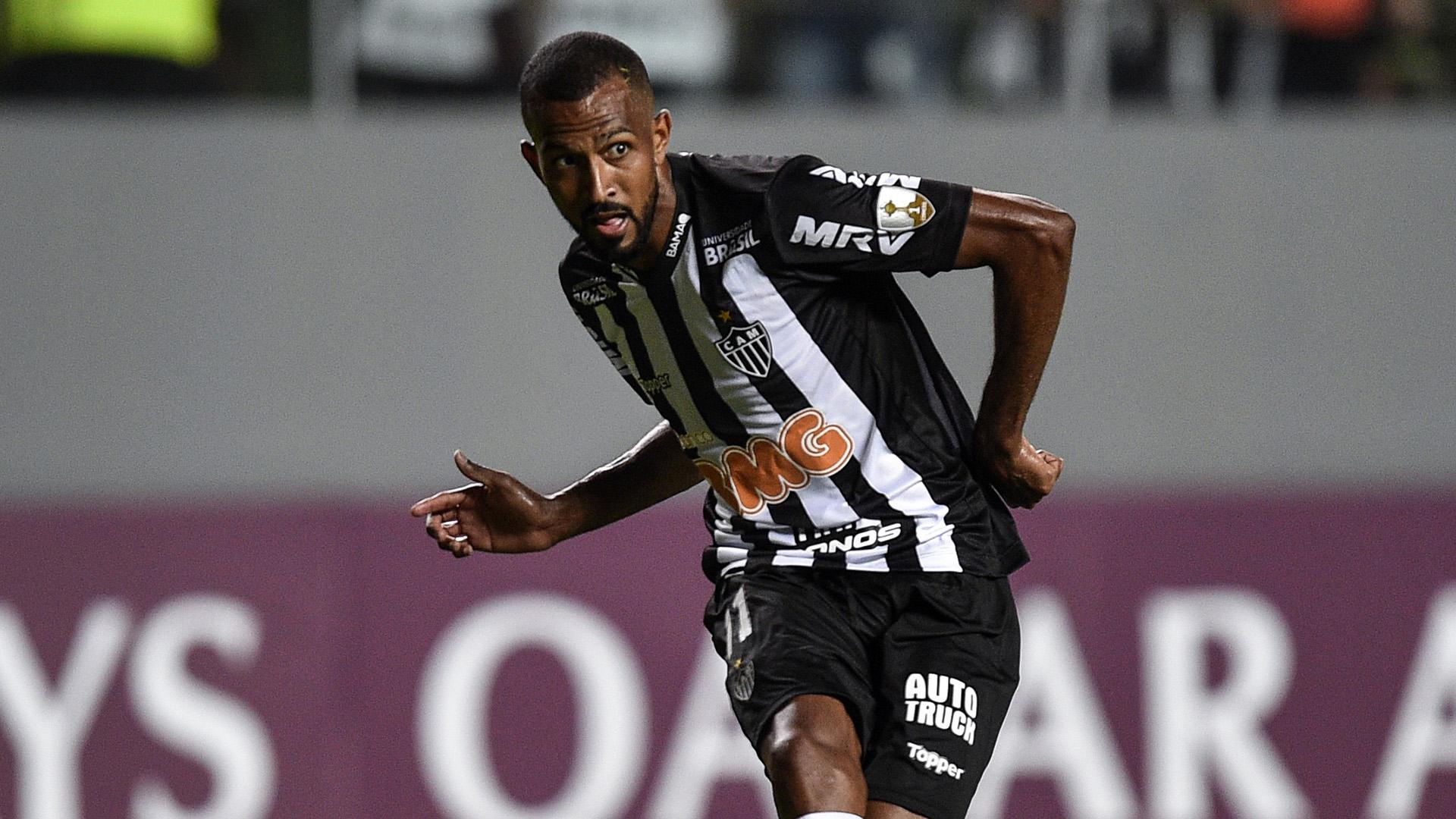 Maicon Bolt Atlético-MG Danubio Copa Libertadores 12022019