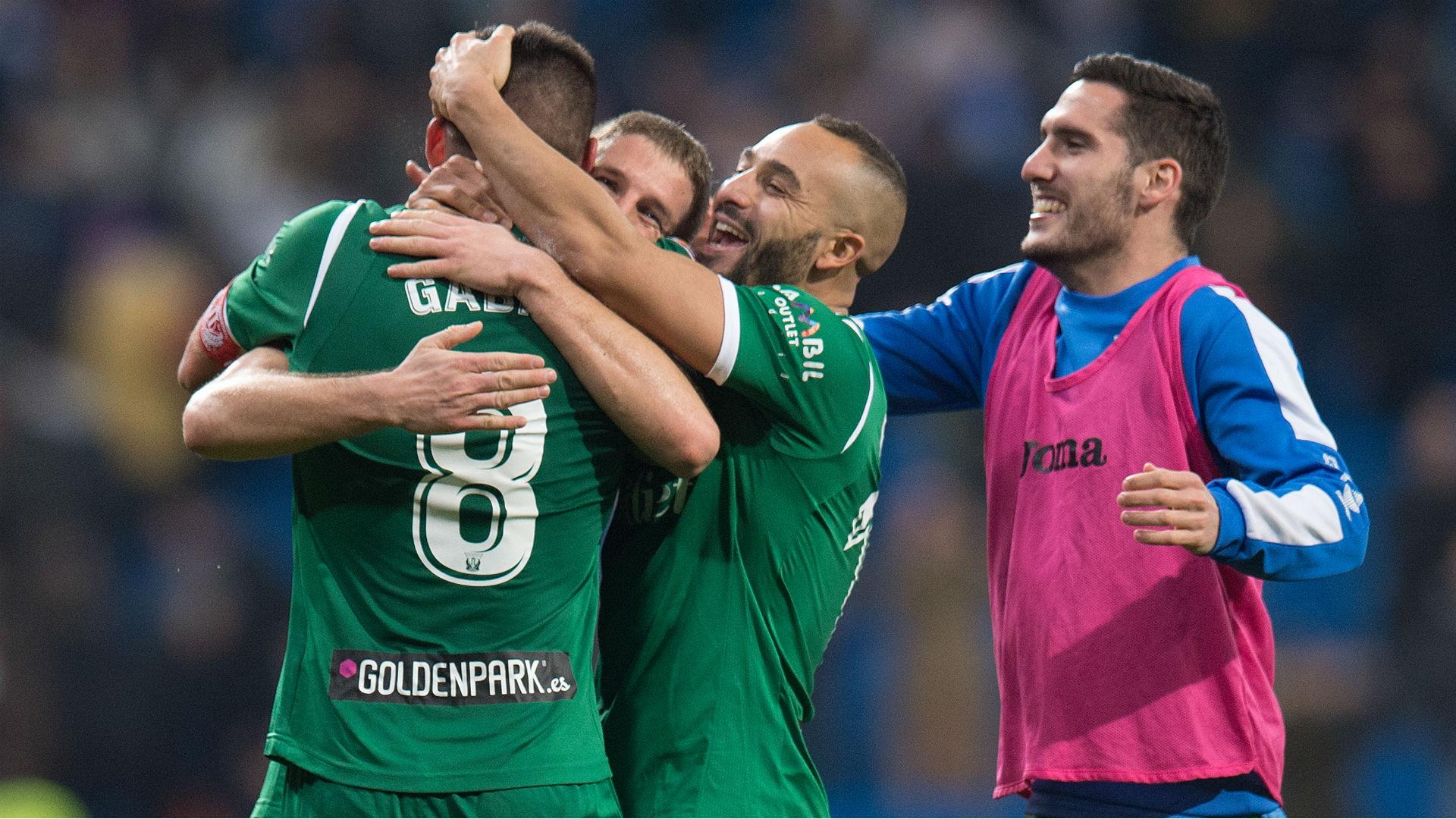 Gabriel Appelt Real Madrid Leganes