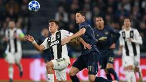 Paulo Dybala Nemanja Matic Juventus Manchester United