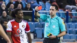 Tyrell Malacia, Vitesse - Feyenoord, Eredivisie 02112018