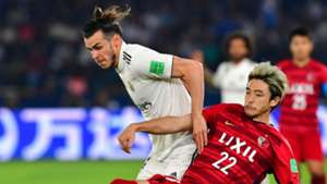 Bale  Real Madrid Kashima Antlers Club World Cup