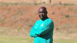 Mamelodi Sundowns coach Pitso Mosimane, July 2018
