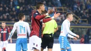 Masina Bologna Napoli Serie A