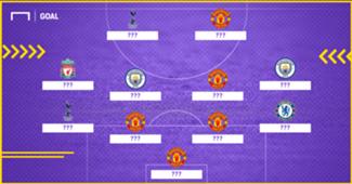 Premier League Best XI till now