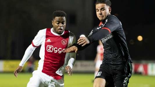 Che Nunnely, Calvin Verdonk, Jong Ajax - NEC, Jupiler League 04162018