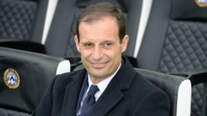 Massimiliano Allegri Udinese Juventus Serie A 05032017
