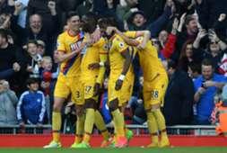 Christian Benteke - Liverpool v Crystal Palace