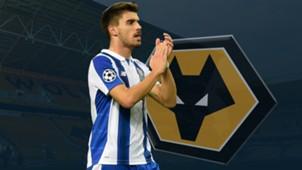 GFX Ruben Neves Porto Wolverhampton Wanderers