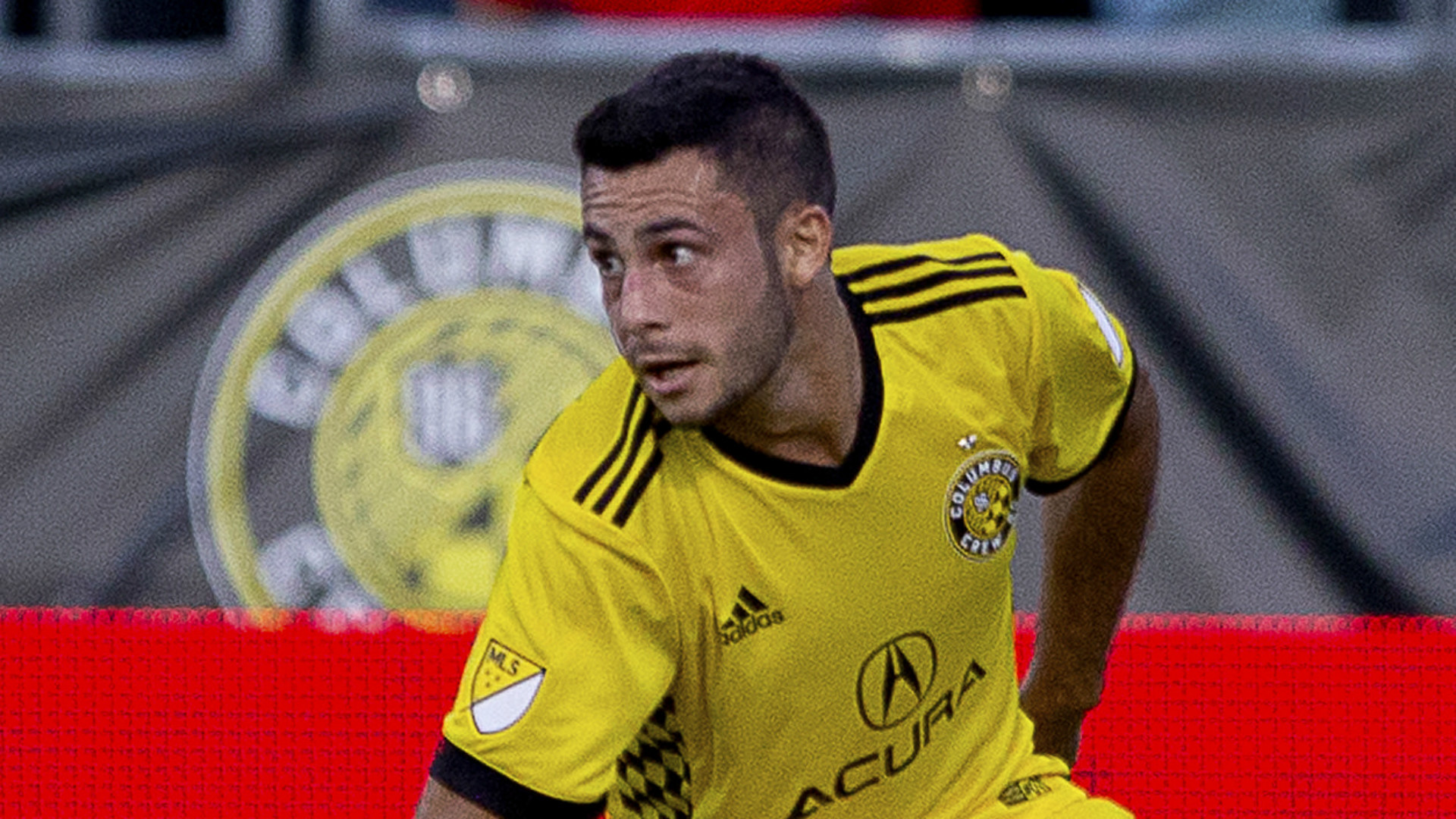 Milton Valenzuela MLS Columbus Crew