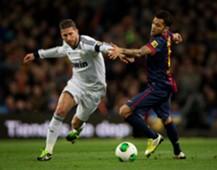 Sergio Ramos & Dani Alves