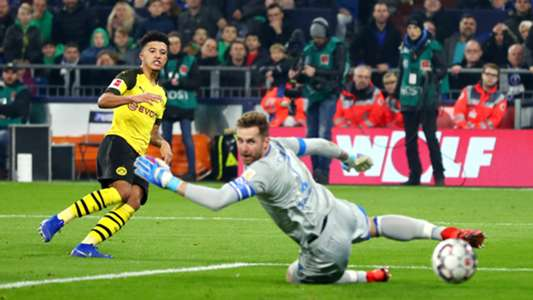 Jadon Sancho BVB Borussia Dortmund Schalke 08122018