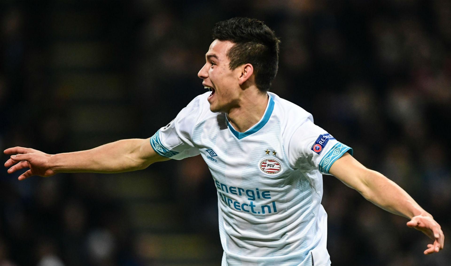 'Chucky' Lozano elimina al Inter de Milán de la Champions League
