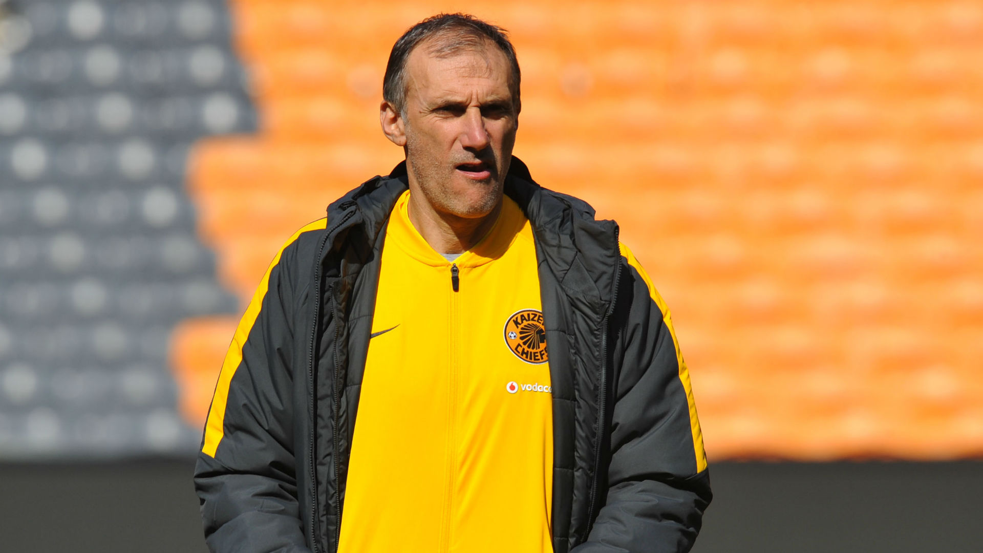 Giovanni Solinas, Kaizer Chiefs, July 2018