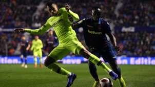 Jeison Murillo Barcelona Levante Copa del Rey 01102019