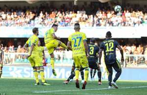 Chievo Juventus Serie A 2018-19