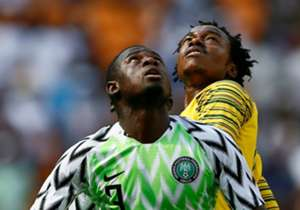 A 1-1 draw against South Africa at the FNB Stadium was just enough for Group E leaders Nigeria to return to the African Cup of Nations finals after a six-year absence
