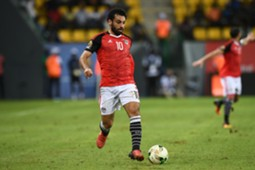 Mohamed Salah Egypt Afcon 2017