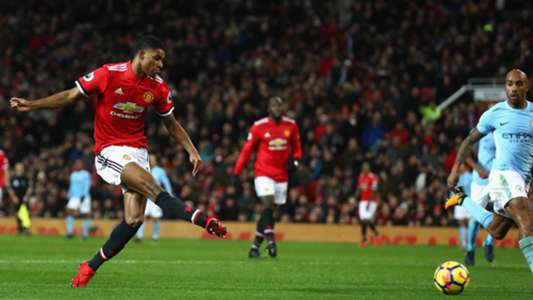 Marcus Rashford Manchester United City