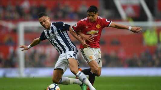 Kieran Gibbs West Brom Premier League Team of the Week
