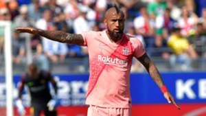 Arturo Vidal Huesca Barcelona LaLiga 13042019