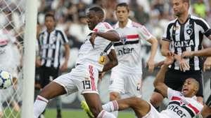 Gustavo Carneiro - São Paulo x Botafogo - 1/10/2018