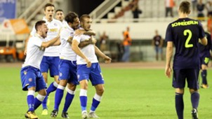 Hajduk Everton Europa league