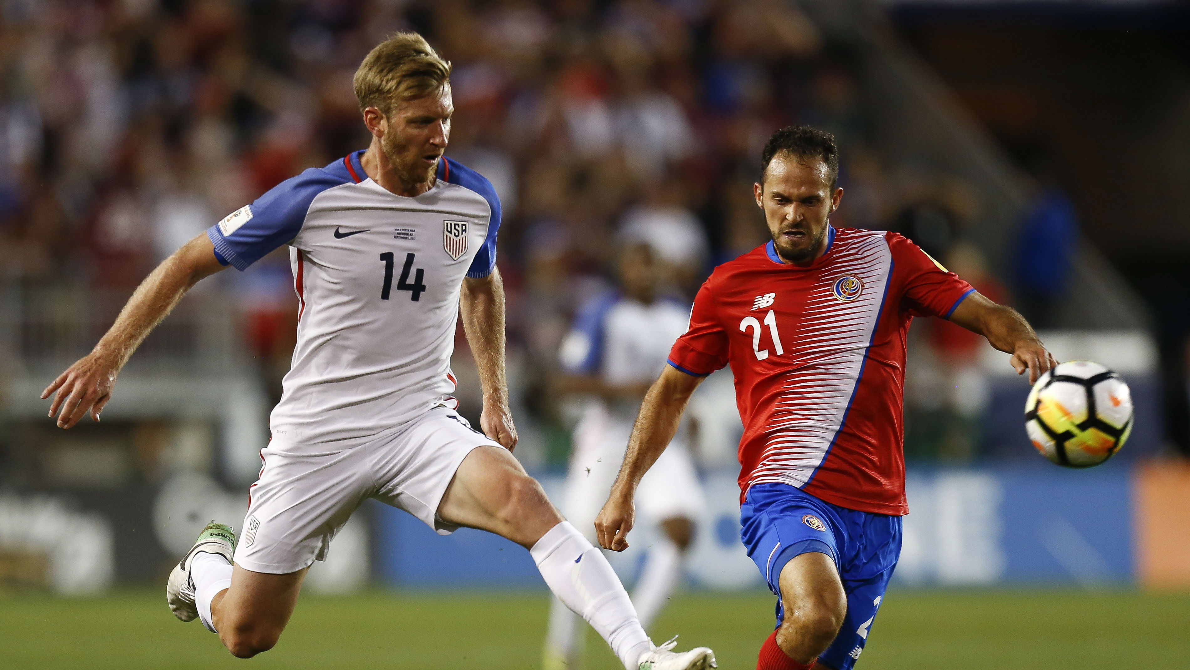 Tim Ream USA Costa Rica