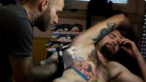 sime vrsaljko tattoo 2018