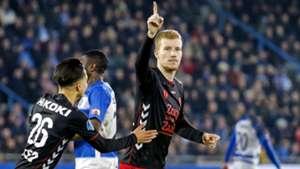 Simon Gustafson De Graafschap - FC Utrecht 02172019